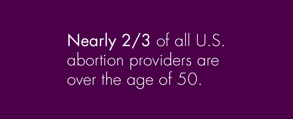 Age of Abortion Providers