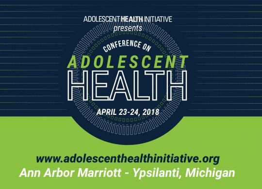 Join Us at the Conference on Adolescent Health