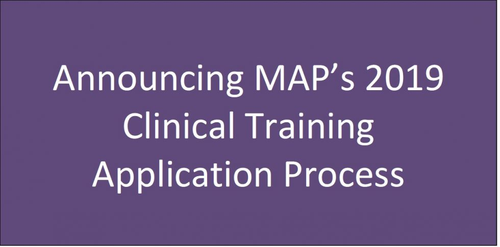 2019 clinical trg application deadlines