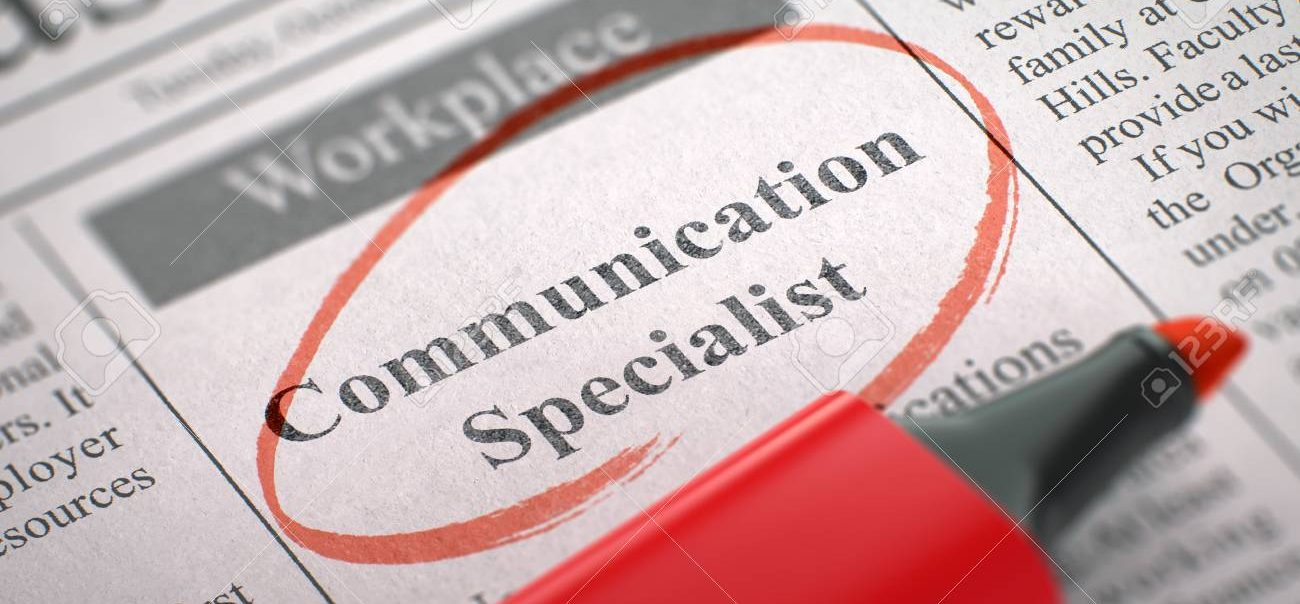 Communications Independent Contractor Position
